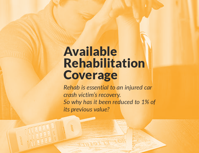 available rehab coverage