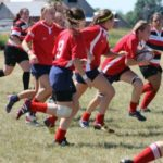 Action photo of Rowan Stringer in a rugby match