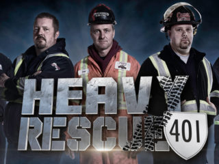 Heavy Rescue 401 poster comp