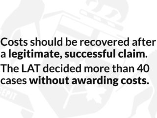 LAT Costs Awards